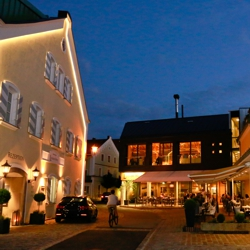 Lindners Hotel Restaurant Events Bad Aibling
